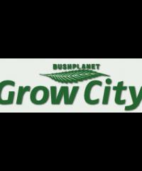 BUSHPLANET GROW CITY